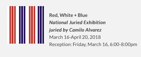Two Works in National Juried Exhibition at Brookline Arts Center, Brookline MA. The date of the reception has been changed to March 23, 6-8 pm.